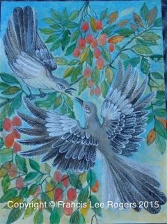 Mockingbirds By Francis Lee Rogers