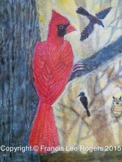 Cardinal #3