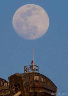 Super (Worm) Moon
