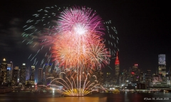 Chinese New Year Fireworks 2020