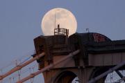 Worm Super moon 2020